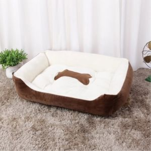 Deluxe Foam Filled Dog Bed